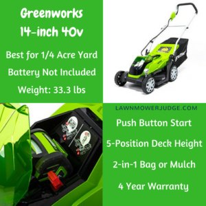 Best Electric Lawn Mower Reviews Guide For 2019   The Wise Handyman